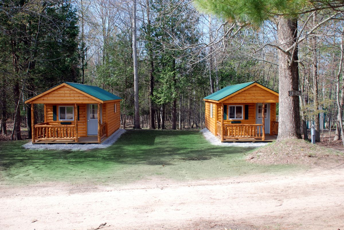 Cabin Rentals At River View Campground Amp Canoe Livery