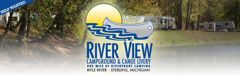 River View Campground & Canoe Livery Logo